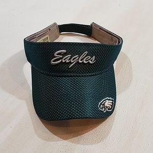 NFL Eagles Visor Hat